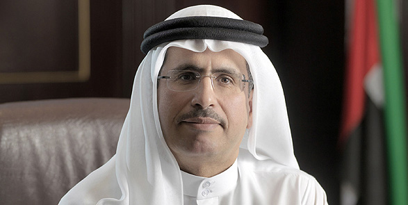 MD & CEO Saeed Al Tayer
