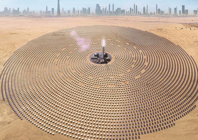 DEWA receives 30 Expressions of Interest for 200MW Concentrated Solar Power Plant at Mohammed Bin Rashid Al Maktoum Solar Park