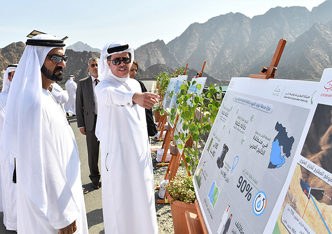 DEWA to build hydroelectric plant in Hatta