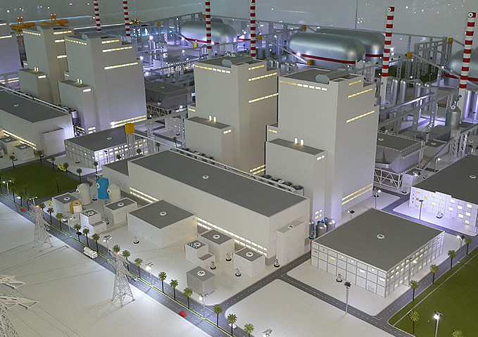 DEWA begins construction of 2,400MW Hassyan clean coal power station