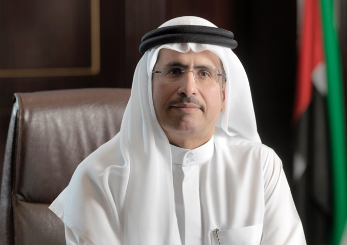 Saeed Mohammed Al Tayer. MD & CEO of Dubai Electricity and Water Authority