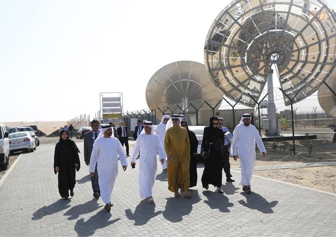 Dubai Electricity & Water Authority (DEWA) | Anticipating