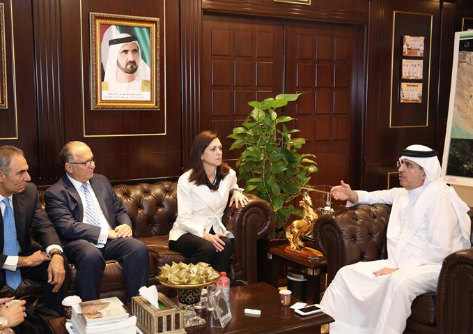 Dubai Electricity & Water Authority (DEWA) | DEWA signs MoU