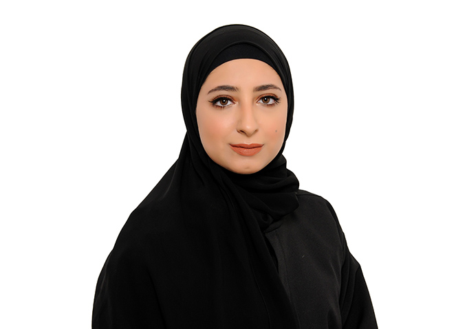 Aysha Mohammad Alremeithi, DEWA's Youth Council President