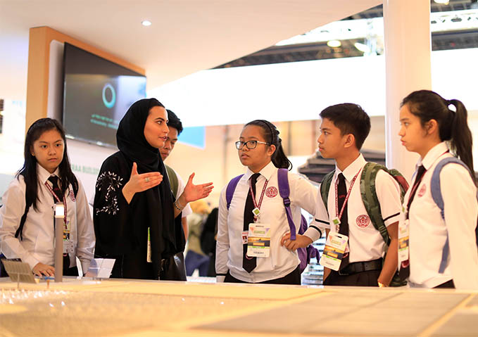 Universities invited to showcase their latest innovations in the Innovation Hall at WETEX and Dubai Solar Show